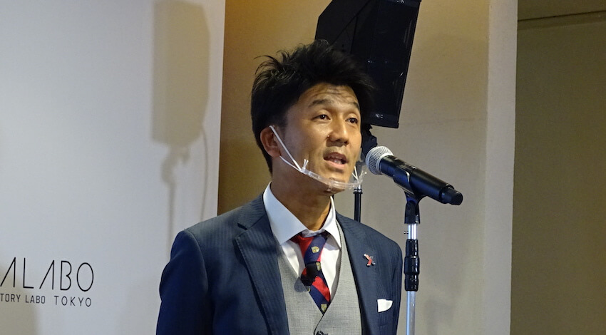 FAプロダクツ 天野氏