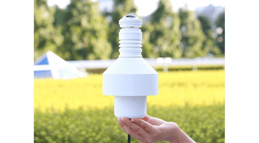ウェザーニューズ、気象IoTセンサー「ソラテナ」を法人向けに販売開始