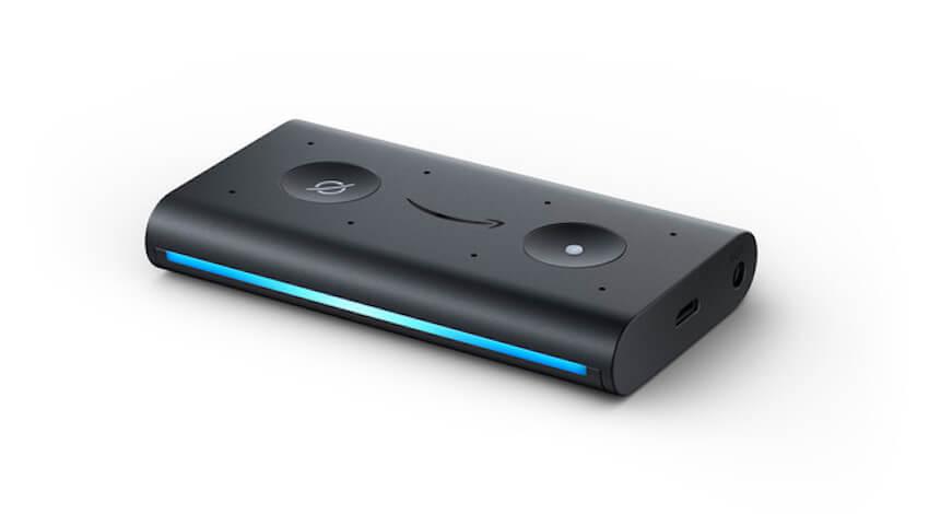 Amazon、Amazon Echoシリーズ初の車載デバイス「Amazon Echo Auto」を日本で販売開始