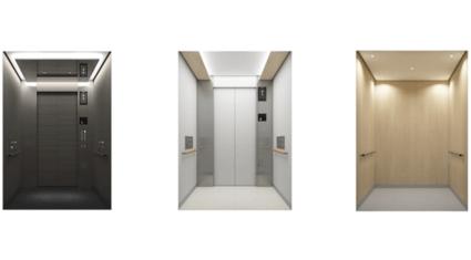 三菱電機、スマートビル実現のための新機能を搭載した機械室レス・エレベーターの新製品「AXIEZ-LINKs」の発売を開始