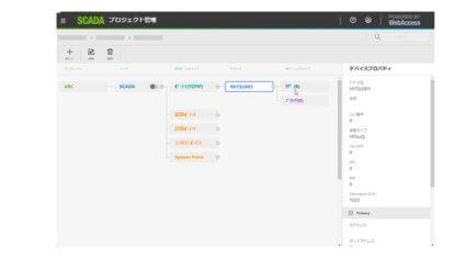アドバンテック WebAccess/SCADAの設定方法