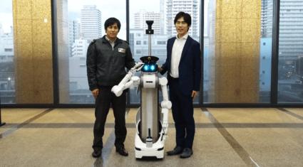 ビルの警備を行うアバターロボット「ugo」で警備の省人化を目指す -Mira Robotics 松井健氏、大成 飯倉翔太氏インタビュー