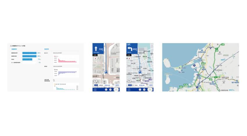 ゼンリン、AI自動配車と住宅地図データを活用して運送・配送業務の効率化を支援するサービスを提供開始