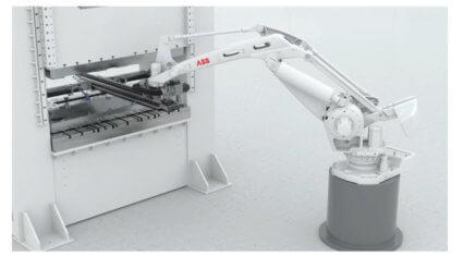 ABB、プレス工程自動化向けロボットソリューション「IRB 760PT」を発表