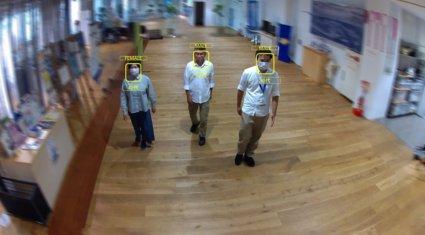 パナソニック、Vieureka来客分析サービスにマスク装着のままでも属性推定が可能な機能を開発