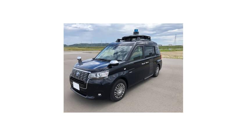 MoT・KDDI他3社、東京都「自動運転技術を活用したビジネスモデル構築に関するプロジェクト」にて5Gを活用した自動運転タクシーの実証実験を実施