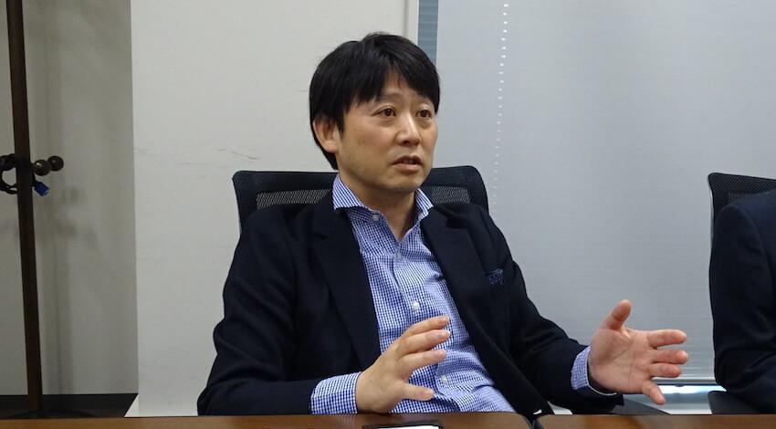 株式会社NTTデータ イントラマート代表取締役社長 中山義人氏