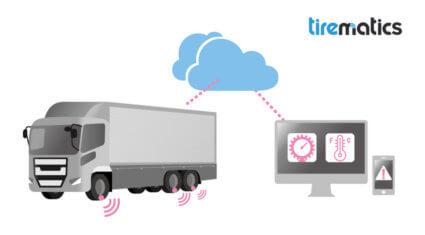 ブリヂストン、タイヤの内圧を遠隔モニタリングするデジタルソリューションツール「Tirematics」を活用したサービスを提供開始