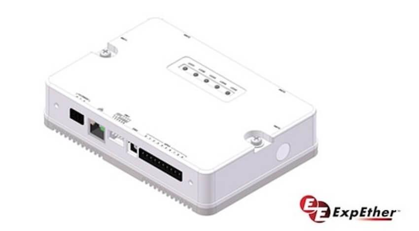 コンテックとNEC、「ExpEther 無線IPコア」搭載の汎用メディアコンバータを共同開発