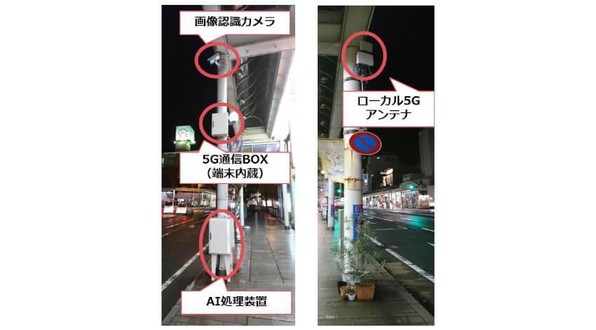 NEC・TOPIC・群馬大学・日本モビリティ、5G技術を活用した自動運転バスの公道実証を実施