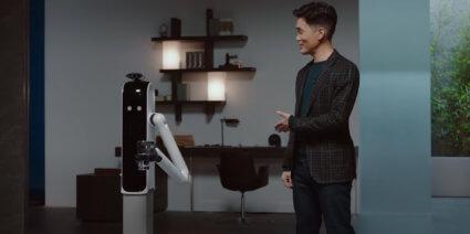 サムスンは、AIとロボティクスでより良い家庭生活を実現 ーCES2021レポート2