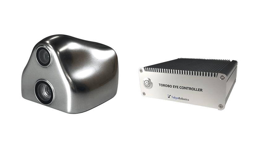 東京ロボティクス、3次元カメラTorobo Eye「SL40」を販売開始