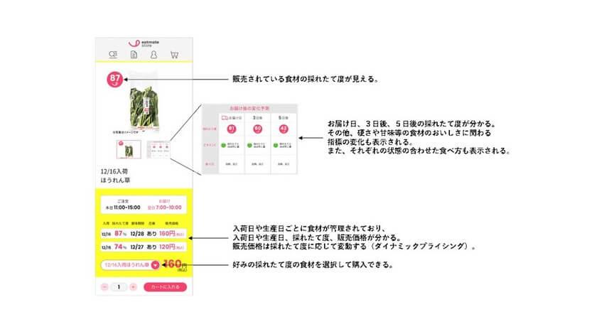 凸版印刷・日本総合研究所他3社、鮮度の可視化と個別追跡管理による食品ロス削減の実証実験を実施