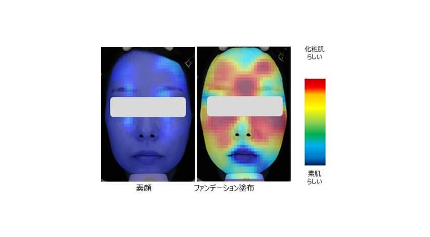 花王、肌の質感を評価・可視化する「肌評価AI」を開発