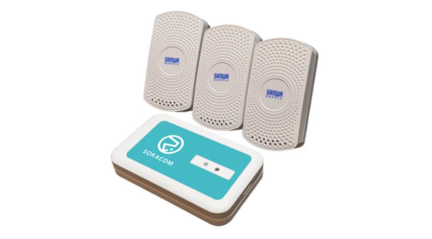 ソラコム、BLEセンサーのゲートウェイとしても使用可能な「ビーコン対応GPSトラッカーGW」を提供開始