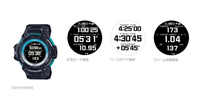 カシオとアシックスが協業、ランナー向けパーソナルコーチングサービス「Runmetrix」を提供開始