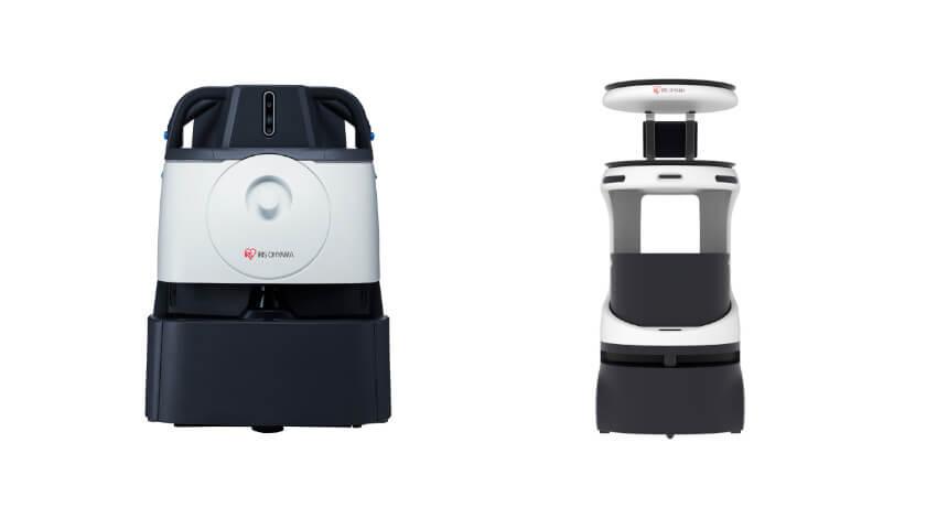 アイリスオーヤマとソフトバンク、法人向けサービス・ロボットを提供する合弁会社「アイリスロボティクス株式会社」を設立