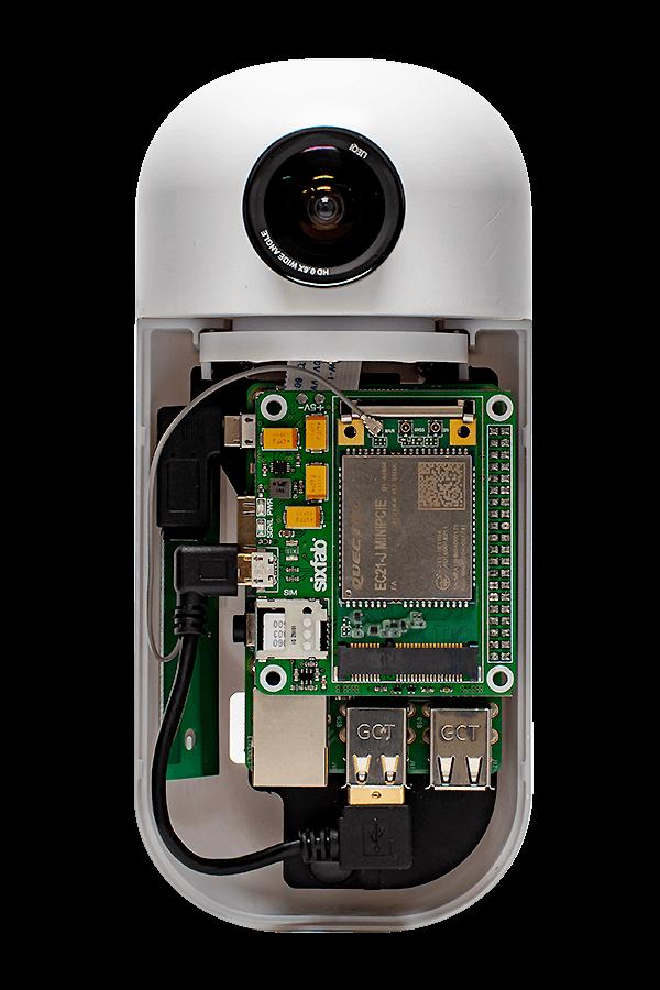 ソラコムがS+Camera Basicサープラスカメラ ベーシックTOP