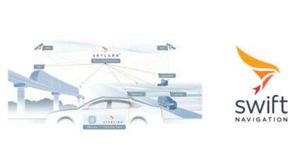 KDDI、独自の位置測位技術を保有するSwift Navigationに出資