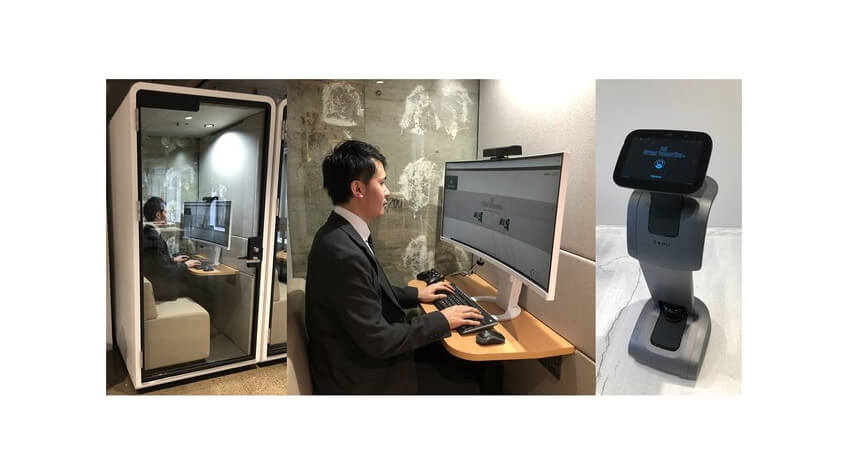 凸版印刷とコクヨ、5GとIoA仮想テレポーテーション技術を活用してリモートワークを支援する「IoA Work」の試験提供を開始