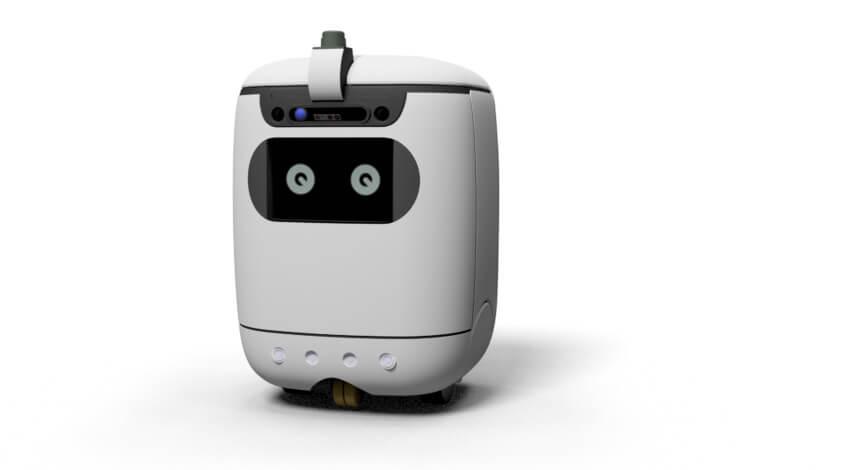 アスラテックと日本郵便、物流分野での配送ロボット活用に向けて自律走行型配送ロボット「RICE」の配送試行を開始
