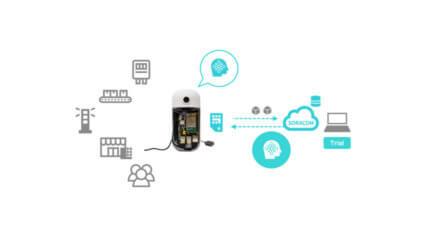 ソラコム、AIカメラ「S+ Camera Basic」に遠隔で画像取得などの操作を試用できるトライアル機能を提供開始