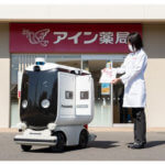パナソニック他2社、小型低速ロボットを用いてエリア内の店舗から住宅へ商品を届ける配送サービスの実証実験を開始