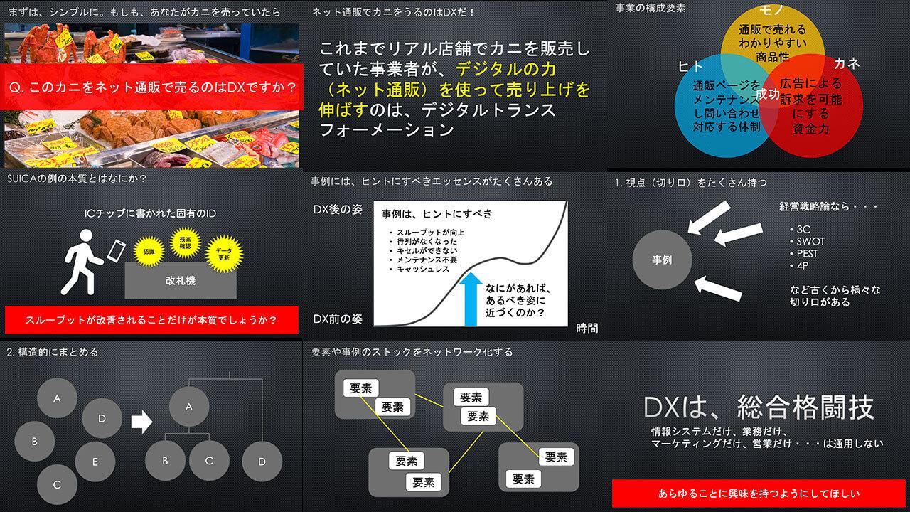DX時代の正しい事例の読み解き方