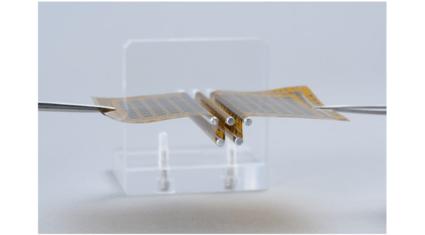 凸版印刷、高可撓性・高耐久性・高キャリア移動度を兼ね備える新規構造フレキシブル薄膜トランジスタを開発