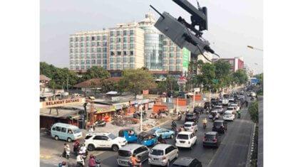 村田製作所、交通量を見える化するトラフィックカウンタシステムによるデータ提供サービスをインドネシアで4月から開始