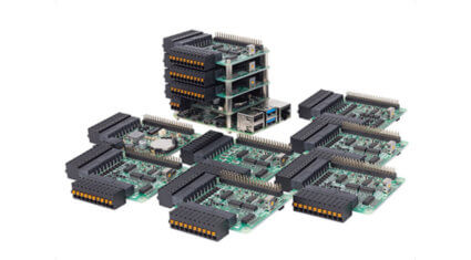 コンテック、Raspberry Pi対応HATサイズボード「CPIシリーズ」を発売