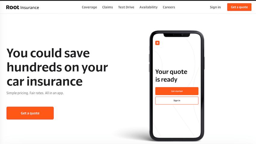 Root Insurance(ルート・インシュアランス)