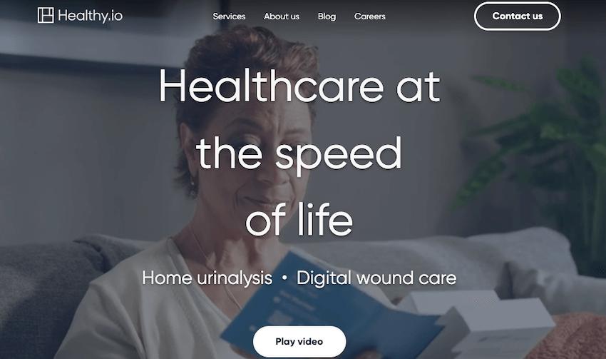 Healthy.io(ヘルシードットアイオー)