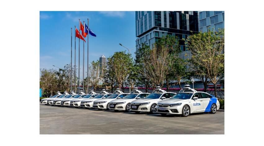 ホンダとAutoXが連携、中国における自動運転技術開発を開始