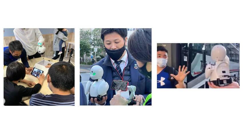 NTTとオリィ研究所など、遠隔操作型分身ロボット「OriHime」を活用したICT×スポーツ×地域の共創プロジェクト「E Cheer Up!」を開始