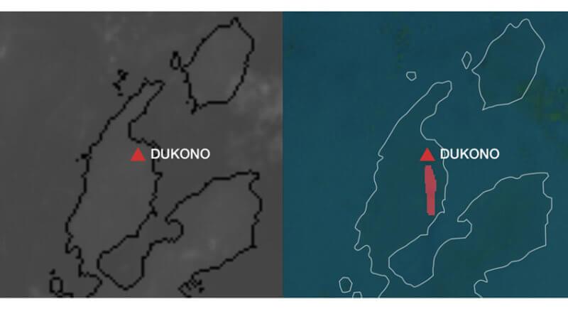 ウェザーニューズ、AI画像解析技術を用いて火山の噴火・噴煙を検知する「AI火山灰検知システム」の運用開始を発表
