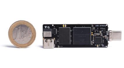 エフセキュア、IoT関連セキュリティテストプラットフォームの「USB Armory Mk II」発売