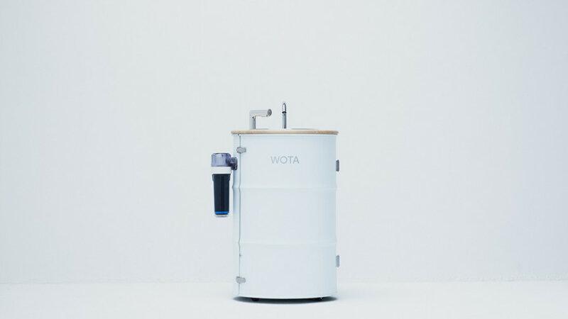 ソフトバンクとWOTA、分散型の新たな水供給システムの構築に向けて業務提携
