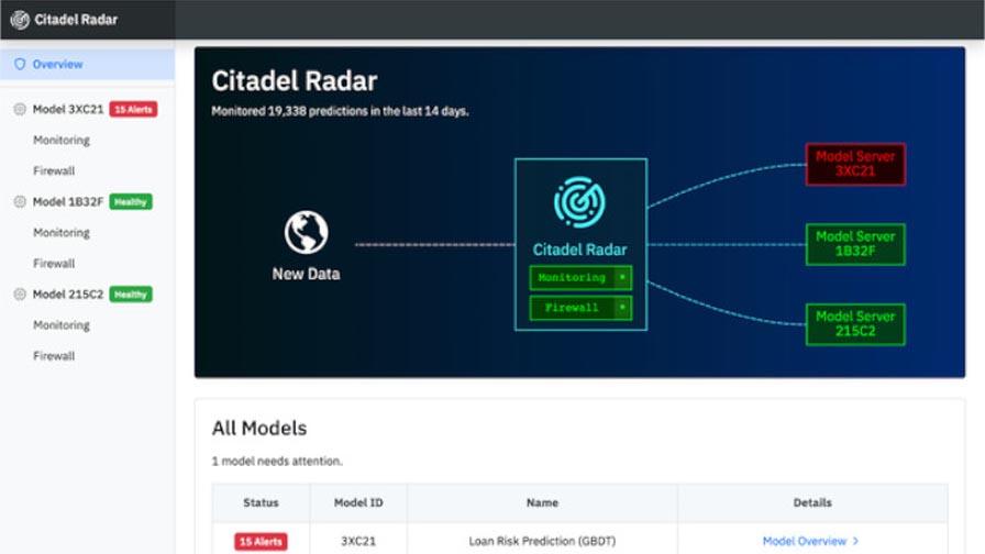 Citadel AI、AI品質保守を効率的に実現する「Citadel Radar」β版を提供開始