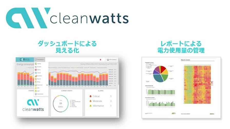 マクニカとCleanwattsが脱炭素社会を目指し提携、エネルギー管理システム「Kisense」を提供開始
