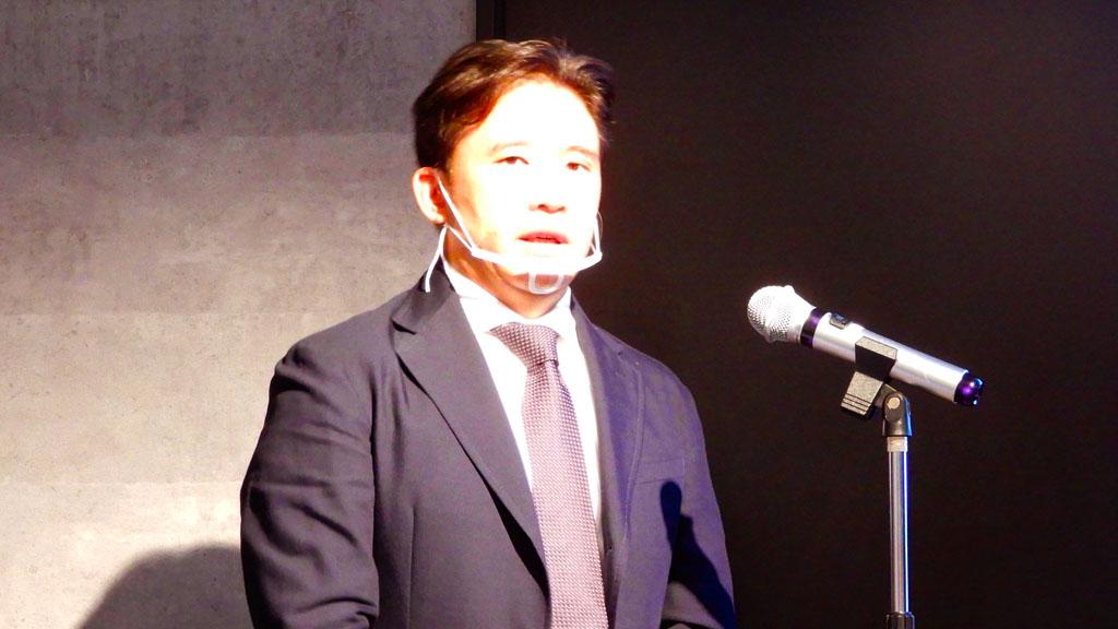 Uber Japan 株式会社 モビリティ事業 ゼネラルマネージャー 山中 志郎氏