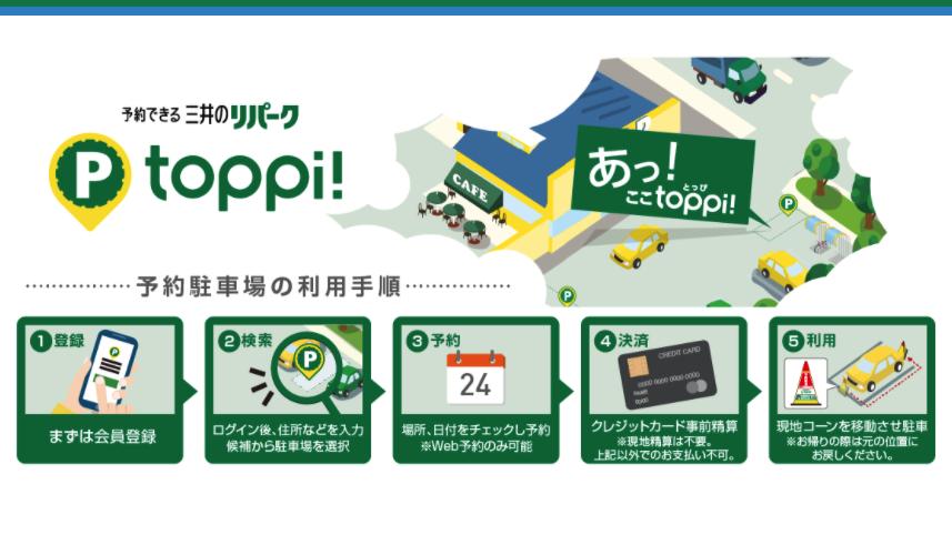 toppi!(三井不動産リアルティ)