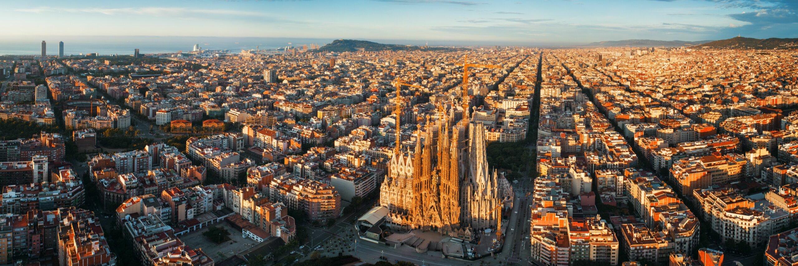 バルセロナのスマートパーキング