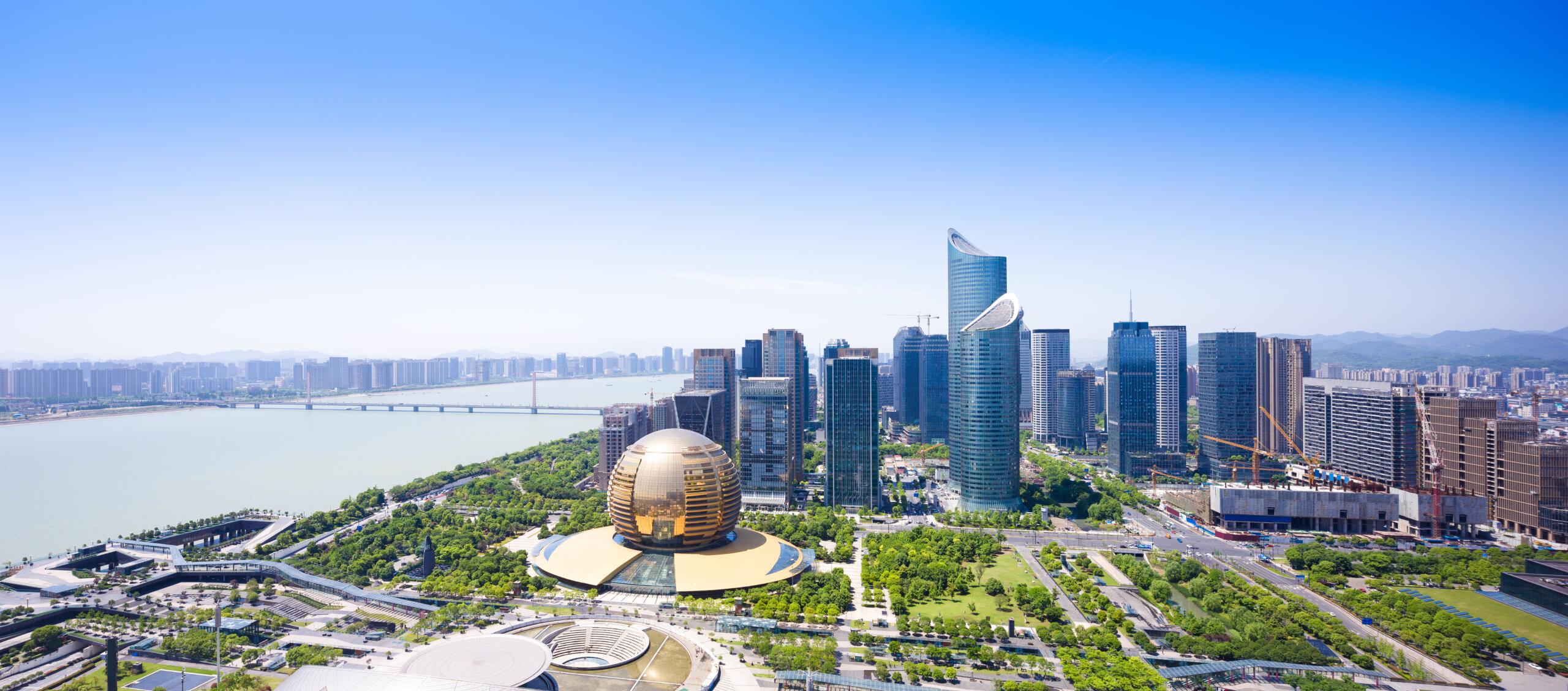 杭州のスマートパーキング