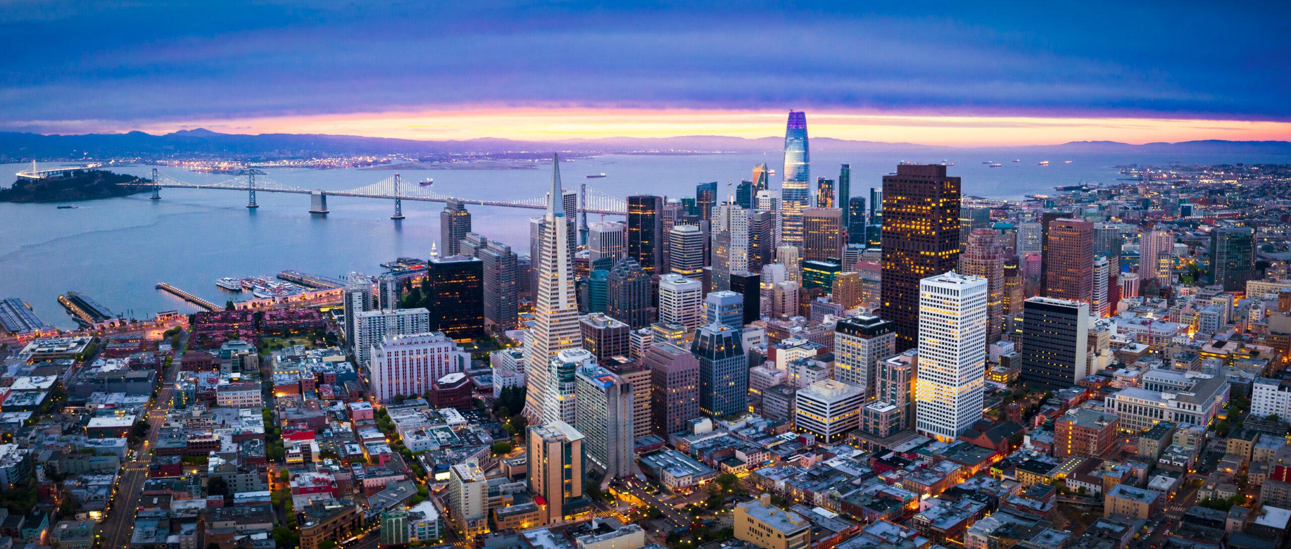 サンフランシスコのスマートパーキング