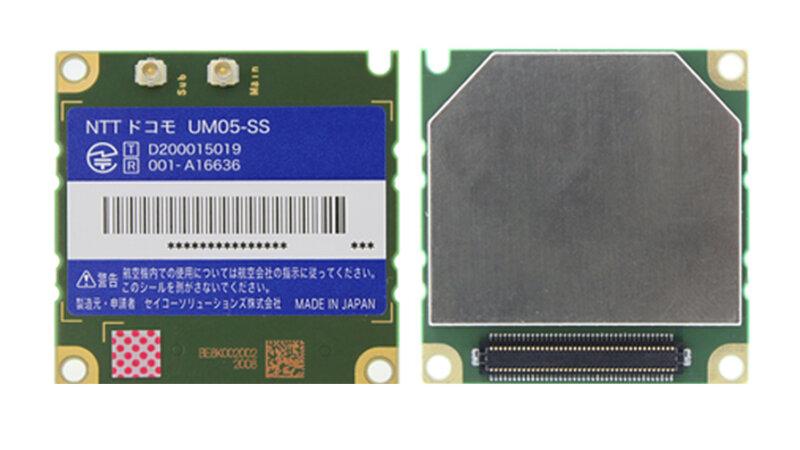 ドコモ、省電力技術とモバイルデバイス管理機能を搭載したLPWA向けの通信モジュール「UM05-SS」を発売