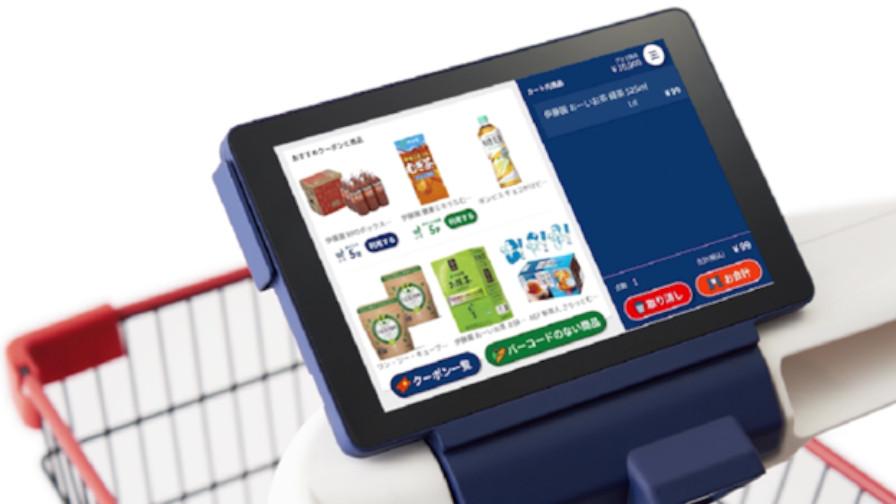 Retail AIがスマートショッピングカートの次世代モデルを発表、ビッグデータを活用したAIレコメンド機能等を搭載
