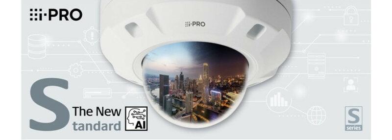 パナソニック、人や車両を自動で識別するAIネットワークカメラ「i-PRO Sシリーズ」を発売