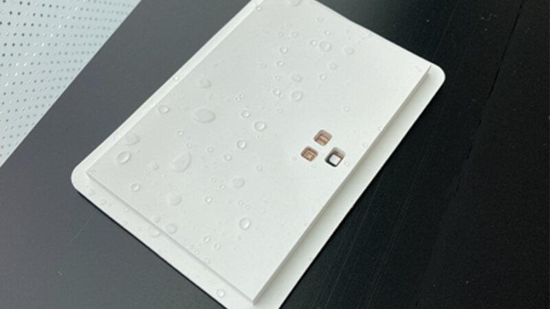 DIC、貼って剥がせる防水型IoT環境無線センサー「ハッテトッテ」を発売