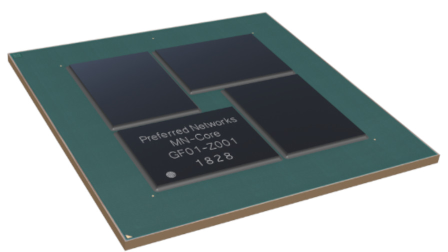 Preferred Networks、深層学習用プロセッサー「MN-Core」の専用ソフトウェアを開発